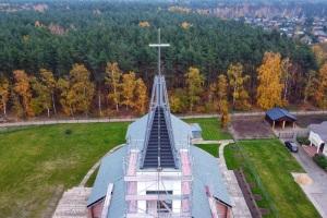 Dzwonnica Parafia Matki Bożej Fatimskiej w Koziegłowach