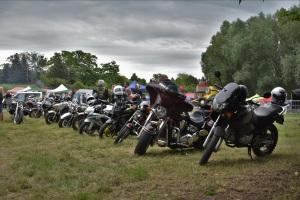 Motocykle na dniach gminy